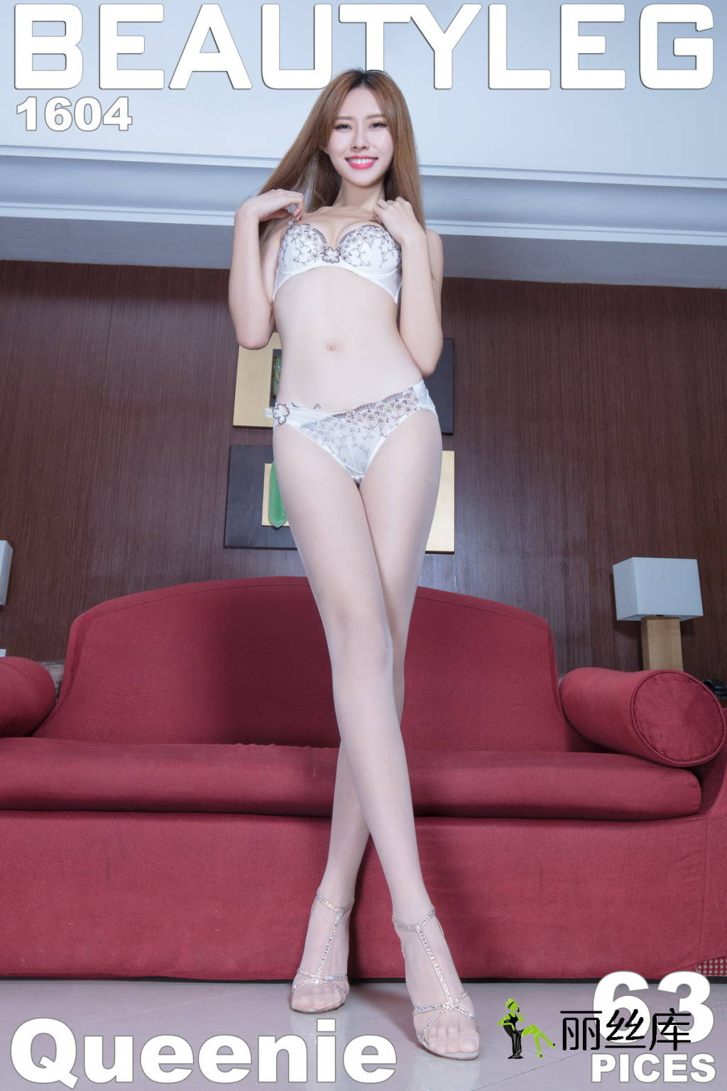 美腿Beautyleg 腿模写真 VOL.1604 Queenie_丽丝库