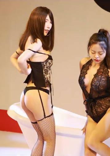 20180803 TRE 台北国际写真博览会 泡泡浴 羽沫、瑞希