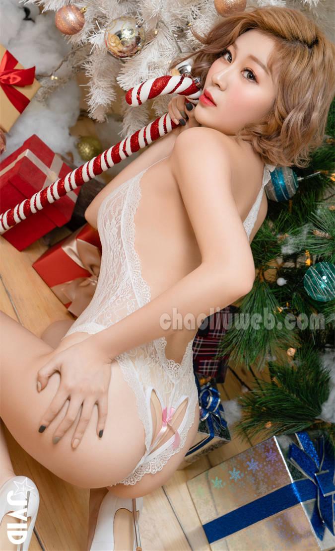 圣诞大餐佐以最强香菜 Yan ci!准备辣到流鼻血 JVID