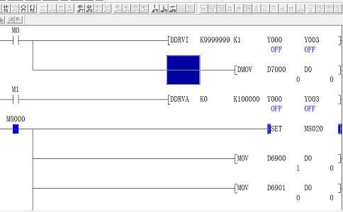 10轴plc软件图