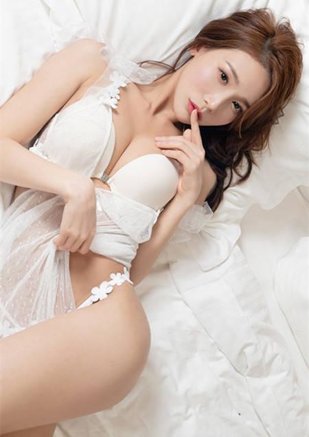 【仙气小美人】萌甜诱人杨羽霏性感力大爆发 JVID