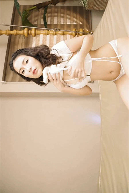 扒光毛衣!Nancy韩智恩扭动娇躯的性感风情!JVID