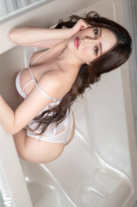 【绝美花仙女】云嫣自摸美乳挑战仙女界禁忌 JVID
