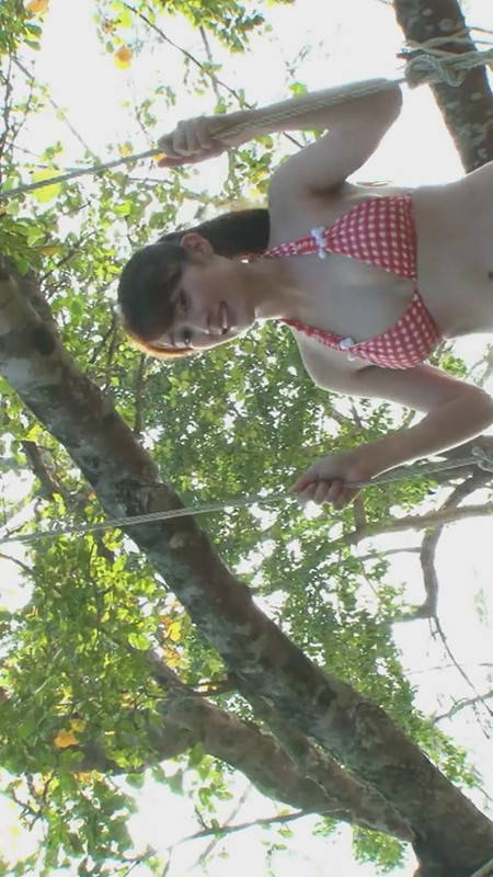 原幹恵学生装沙滩比基尼写真,唯美性感 日本