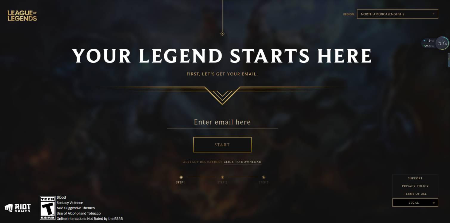 《英雄联盟官方》主题手游云顶之弈可下载