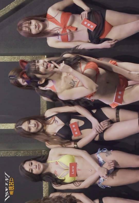 【免费】2018 TRE DAY1 JKF女郎情趣内衣走秀