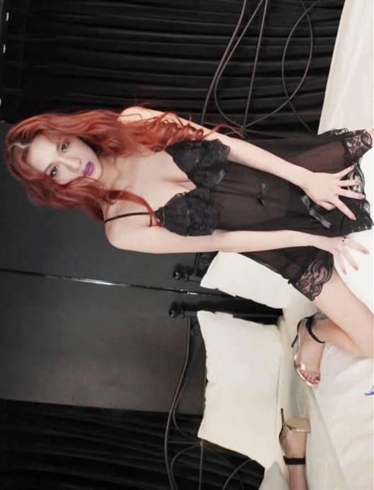 性感女神!Cami魅力十足的超诱惑表演 JVID