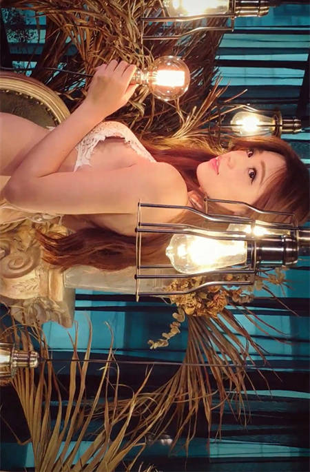 致命吸引力谢立琪 台湾时尚杂志美拍作品欧式内衣主题