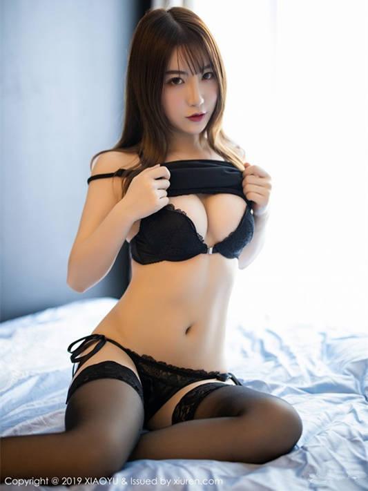 尤蜜《浴室迷人》!绯月樱Cherry浑圆翘臀饱满美胸一次让你好好欣赏